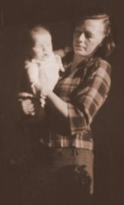 My maternal grandmother and my mother
