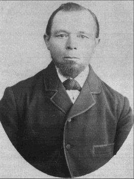Cornelis Valentijn, achterkleinzoon van de slaaf